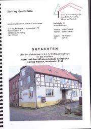 Landgaststätte mit Wohnhaus-Tanzsaal-Fremdenz -2000m² in Walbeck