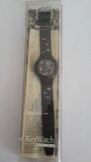 Skipass Uhr