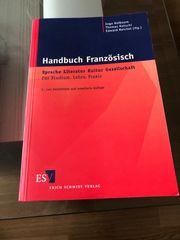 Handbuch Französisch ESV Verlag