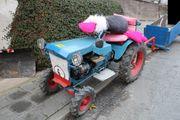 Gutbrod Benzin-Traktor Typ 17 Superior