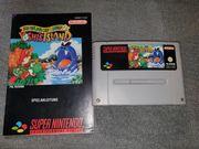 SNES Super Mario World 2