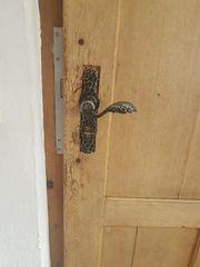 Eingangstür Haustür Tür Zarge