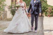 Hochzeitskleid Ladybird Gr 38 40