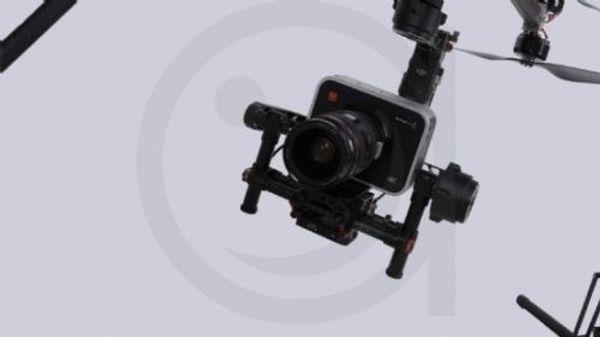 X8 Heavy Duty Drone - Gryphon Dynamics -
