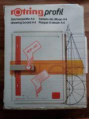 Zeichenplatte A4 profil von rotring
