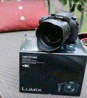Panasonic DMC-FZ1000 Superzoom-Kamera mit 1-Zoll-Sensor