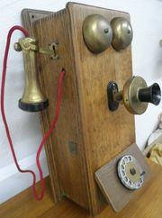 Historisches Wandtelefon General Electric