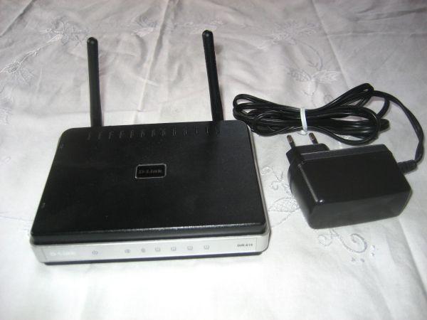 D-Link DIR-615 Wlan - Router 4-port