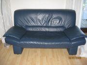 Sofa Sitzgruppe aus Leder