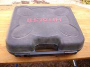 Hitachi 2G Akkubohrschrauber im Koffer