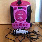 AUNA Karaoke Party Projektor