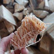 Ofen Anzünder aus Holz auch