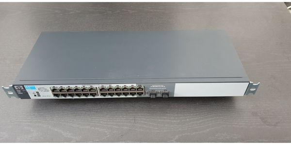 HP 1810G-24 Switch