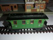 Arnold Spur N 0303-0304 Länderbahnwagen
