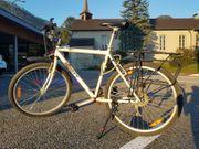 Alt Scott 26 Bike mit