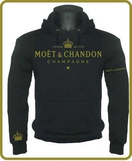 Sweater Moet Champagne Champager Ice Imperial Veuve Hoodie
