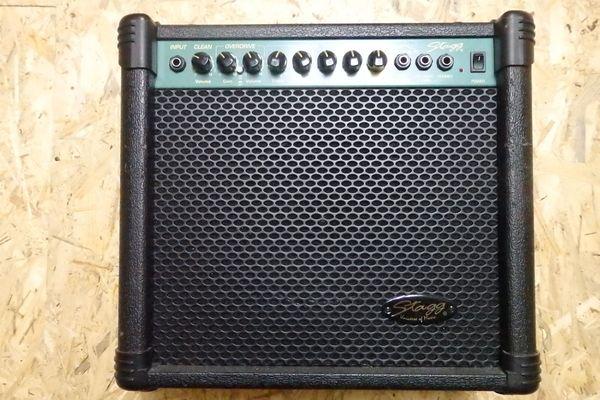 Stagg Gitarrenverstärker mit Digitalhall