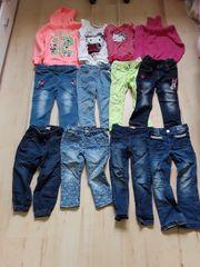 Mädchenkleidung 92-104