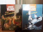 Buchbandreihe Tiere