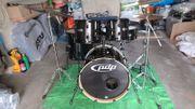 Schlagzeug Set PDP Schwesterfirma von