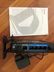 D-Link Router wireless N150 DIR-600