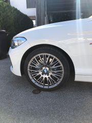 BMW 1er F20 Winterreifen auf