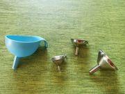 Verschiedene Trichter Edelstahl Kunststoff klein