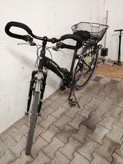 Damenfahrrad Zündapp Alu-Trekkingrad Silver 4