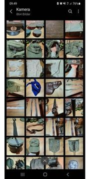 Konvolut DDR NVA WH Uniformen