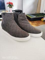 Jenny Wedge Sneaker
