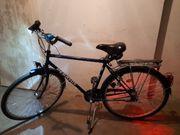 Verkaufe ein Fahrrad