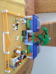 Playmobil Klinikgehege