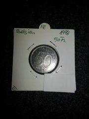 50 Francs 1998 Belgique