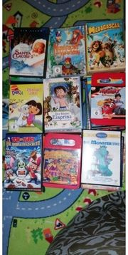 Kinder 75 Stück DVD