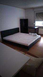 Bett 1 80 schwarz