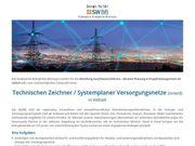 Technischen Zeichner Systemplaner Versorgungsnetze m