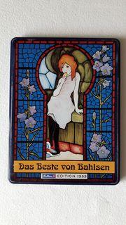 Dosen-Deckel BAHLSEN Edition 1999