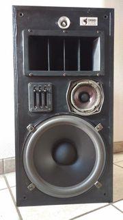 2 Boxen der Fa Orbid-Sound