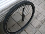 Fahrradmantel 1 x mit Schlauch