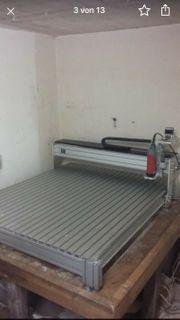 CNC Fräse Mechaplus Portalfräsmaschine 1mx1m