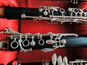 A B Clarinets Full Boehm