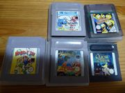 Nintendo Gameboy Spiel Gameboy color