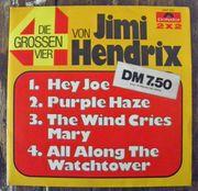 Vinyl Schallplatten Single Jimi Hendrix