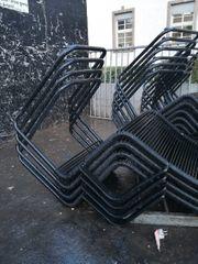 Metall Garten Stühle