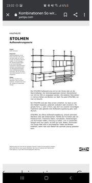 IKEA Schranksystem Stolmen