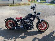 Custom bike keine Harley