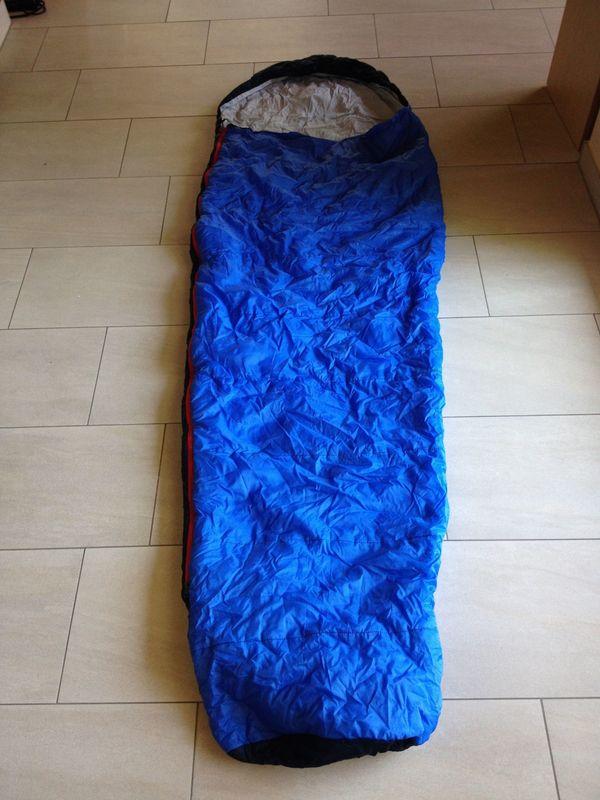 3 verschiedene Schlafsäcke Mumienschlafsack Nostalgie