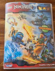 Lego Ninjago Sammelalbum 2016 Serie