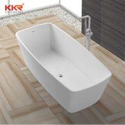 Hochwertige Freistehende Badewanne aus Mineralguss