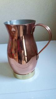Kanne aus Kupfer